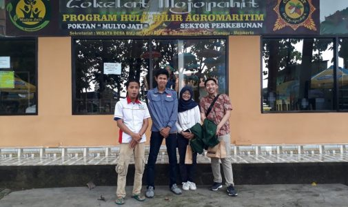 Three FST Students Use Cocoa Pods to Reduce Lead Pollution