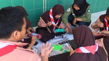 Hima-Teknik-Lingkungan-FST-UNAIR-Gagas-Program-Gerakan-Sekolah-Hijau